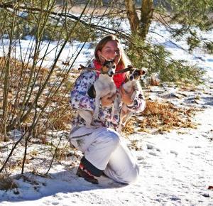 Fotorelacja – niedzielny zimowy spacer |