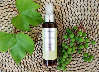 Mgiełka do ciała Organique, czyli perfumy latem inaczej | SmellLikeMe.pl| Pielęgnacja & wizaż