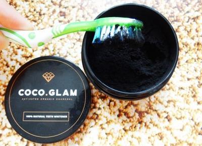 Coco Glam – naturalne wybielenie zębów | SmellLikeMe.pl