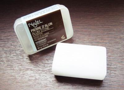 Naturalny antyperspirant – Ałun | SmellLikeMe.pl