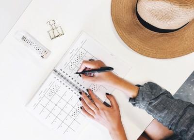Jak sprawnie organizować swój czas? | SmellLikeMe.pl| coś co lubisz