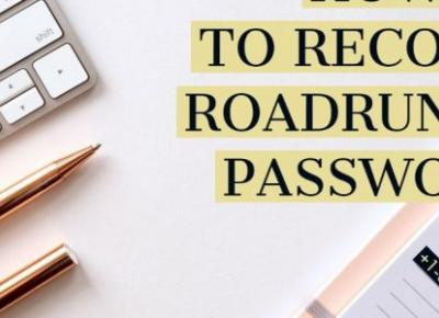 How To Recover Roadrunner Password | Clear Guidance For Password