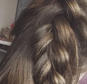 PASTEL GARDEN: Łatwa fryzura w stylu BOHO