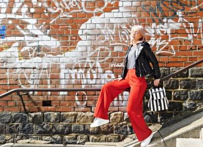 #RED&STRIPES - Highwayfashion