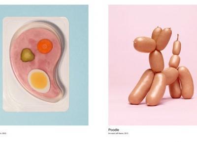 Sztuka na talerzu - Pourri