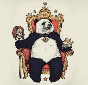Czy pandy rządzą światem?   Flegmatycznie