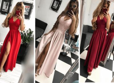 Wystrzałowa czy klasyczna? Sukienki na studniówkę 2019