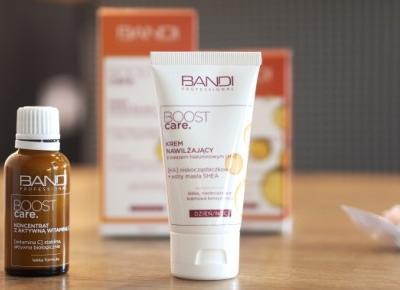 Czy można zapobiec zmarszczkom? BANDI Boost Care