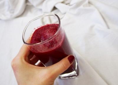 Przepis na odchudzający i redukujący zmęczenie koktajl z surowego buraka