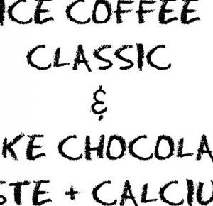 CHECK IT: COFFEE
