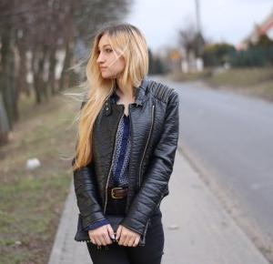 ` Sylwia Szumińska .: CK x Apart details outfit of the day!