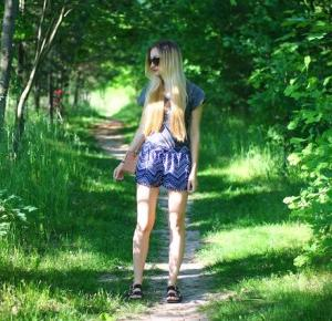 ` Sylwia Szumińska .: Summer classic outfit of the day #ootd