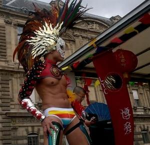 LGBTI ku wolności! Wszędzie! Ku Prawdzie w Paryżu