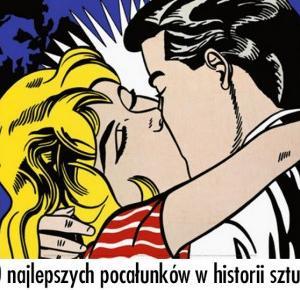10 najlepszych pocałunków w historii sztuki