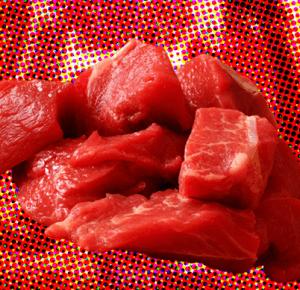Każdy lubi rzucić mięsem. | Nie mam nic do powiedzenia.