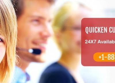Quicken Support Number +1-888-817-0312 Quicken Help