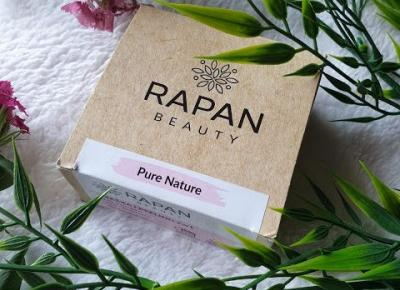 Rapan Beauty - Maska i Peeling 2w1 Intensive care - Recenzja