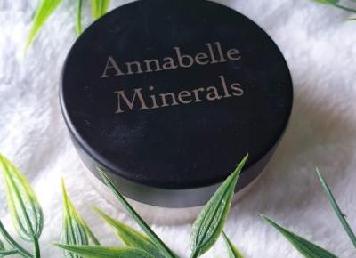 Anabelle Minerals - kryjący podkład mineralny - RECENZJA