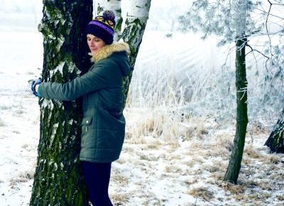 Co nam daje przytulanie się do drzew - Styl Doroty