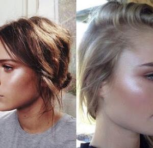 Flare - beauty and me.: STROBING, czyli nowy trend w makijażu.