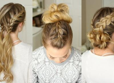 Fryzury i upięcia - włosy długie i półdługie