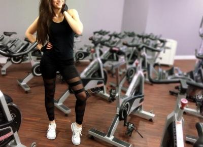 Stylowo i Zdrowo: Top 10 najseksowniejszych leginsów na siłownie
