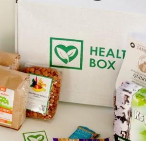 Stylowo i Zdrowo: Wrześniowy Health Box - co zrobić z płatków teffu, ciecierzycą i makaronem quinoa?