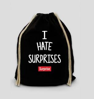 Surprise: Powiększony asortyment
