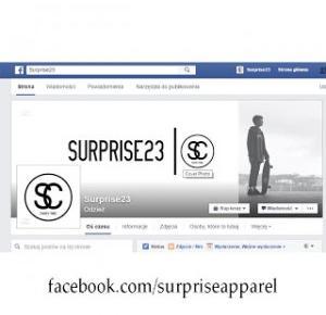 Surprise23: Obserwuj nas