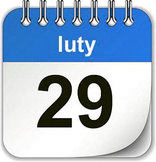 SUSJANA: 29 lutego - skąd ta data?