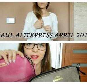 HAUL ALIEXPRESS April 2016
