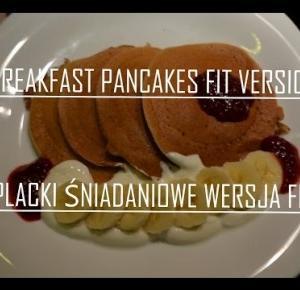 FIT BREAKFAST PANCAKES || Placki śniadaniowe FIT Ewa Chodakowska