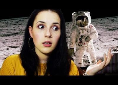 Człowiek na Księżycu to ściema?! TEORIE SPISKOWE