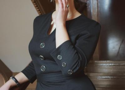 Ołówkowa sukienka od Grace Karin