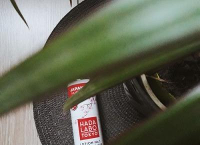 Hada Labo Tokyo Lotion No. 1 Super Hydrator    Minimalistycznie o świecie