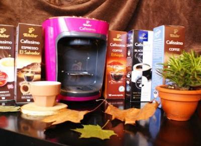 Cafissimo Bellissimo - testowanie ekspresu do kawy || Akcja ambasadorska.  - sweetlittlebunny