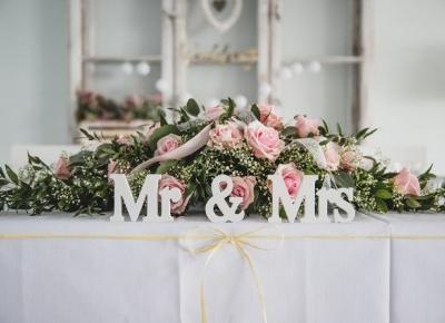 Nasz ślub - fotorelacja.