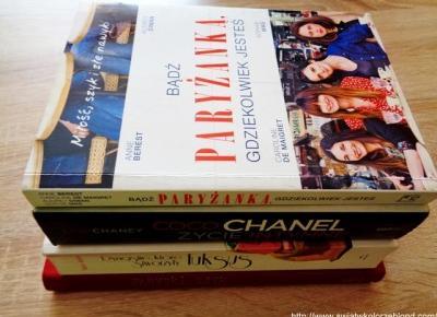 Książki o modzie, które polecam