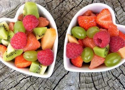 Zdrowa dieta - kilka wskazówek - Świat w kolorze blond
