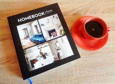Homebook Design VOL.4 - najlepsze projekty wnętrzarskie