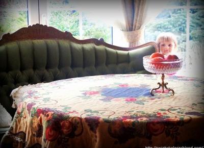 Śniadanie w gronie rodzinnym - Świat w kolorze blond