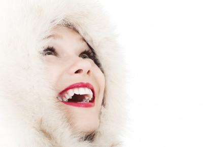 Białe zęby - najlepsza wizytówka każdej kobiety