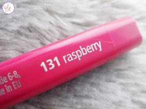 Kredka do ust P2 Perfect Look - Raspberry 131 | Świat Recenzji