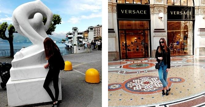 SIFORTHESTYLE:  Lago di Como e Milano prima parte || Italia