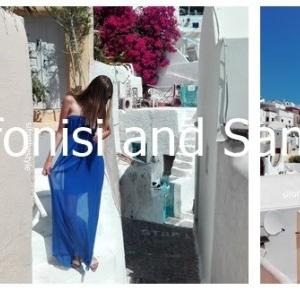 SIFORTHESTYLE: Kreta - Santorini 2016 and Youtube || siforthestyle