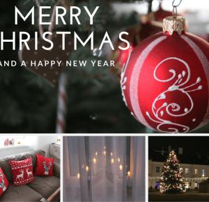 S Y L W I A: Merry Christmas and a Happy New Year! (Święta w Polsce)