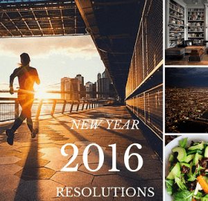 S Y L W I A: New Year Resolutions for 2016