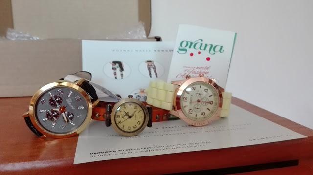 Granashop.pl - śliczne zegarki i nie tylko