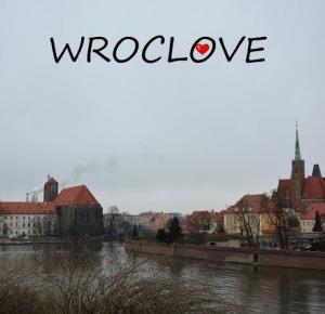 Zwiedzam Wrocław! - WROCLove w którym można się zakochać i ma się ochotę na powrót w te miejsce jeszcze raz.