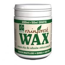 Maseczka do włosów zniszczonych - WAX